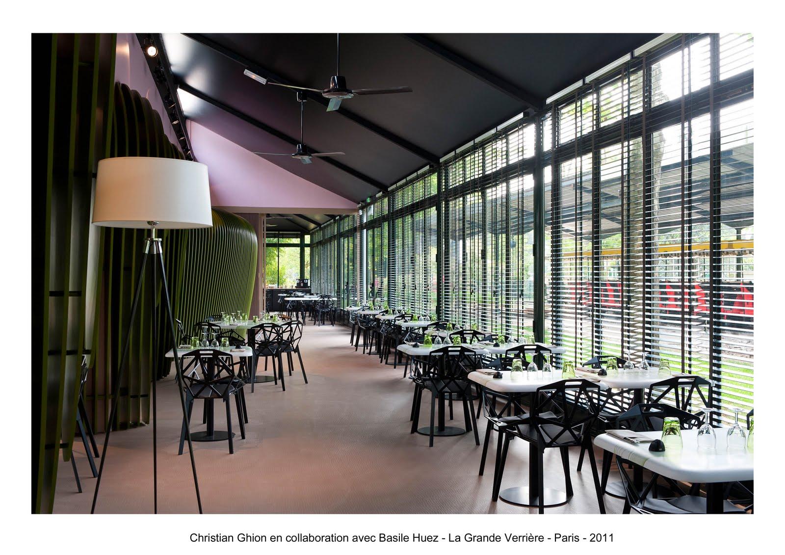 Basile huez design collaborations - Brunch jardin d acclimatation ...