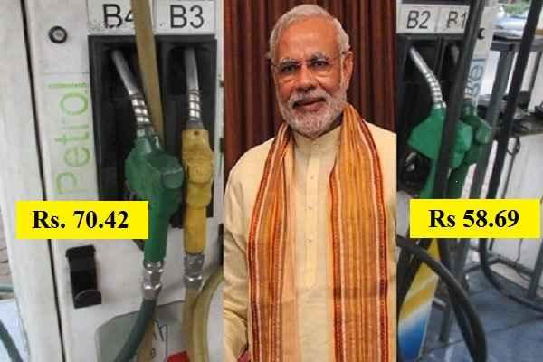 पेट्रोल डीजल सस्ता करके बंद कर देना चाहिए फ्री में राशन बांटना, भ्रष्टाचार भी हो जाएगा ख़त्म