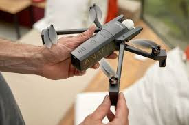 small foldable drones