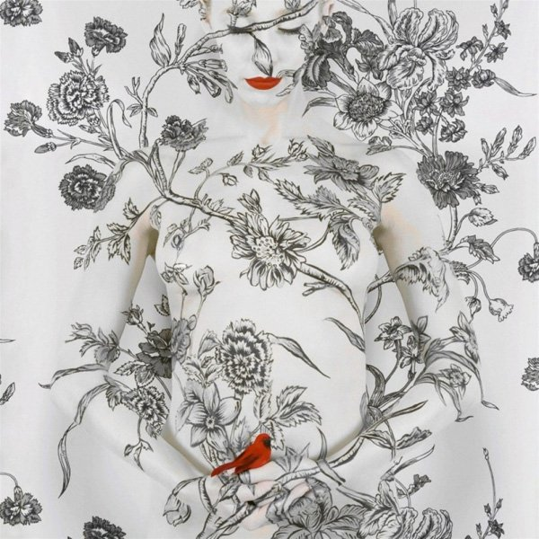 seni melukis tubuh atau body painting atau cat tubuh paling keren kreatif unik lucu dan menakjubkan-17