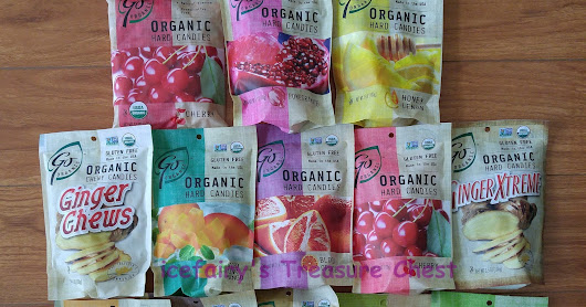 GoOrganic Organic Candy Variety Pack Giveaway {Bugs & Hisses Giveaway Hop} #happyhalloween #halloween #trickortreat