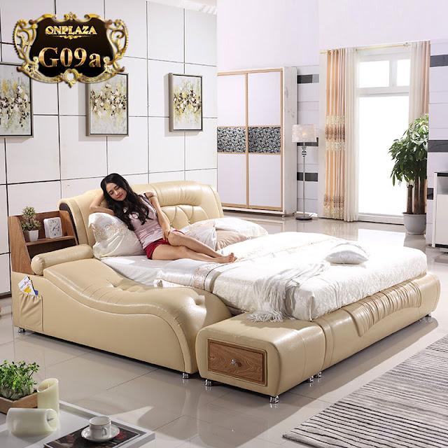 Giường ngủ hiện đại G09