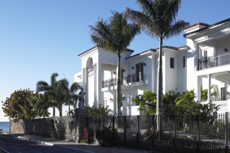 LeBron James $17m Florida Mansion