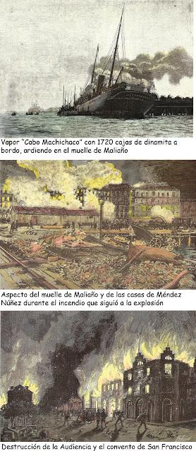Incendio de Santander 1893