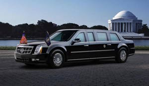 coches presidenciales de los EEUU