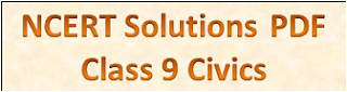 NCERT Solutions for Class 9 Civics