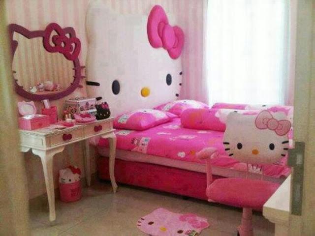 Minimalist Girls Bedroom Design Size 3x3