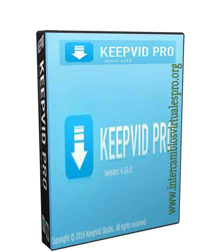 KeepVid Pro 6.3.0.7 poster box cover