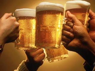 กินเหล้า เบียร์ สิวขึ้น