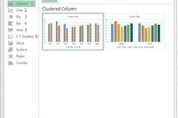 36.Học EXCEL cơ bản - 36 - Vẽ Biểu đồ tương tác đơn giản trong excel -Phần 2