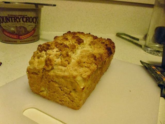 Beer Bread Loaf