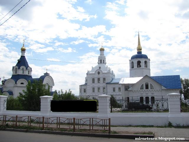 Улан-Удэ - Свято-Одигитриевский собор