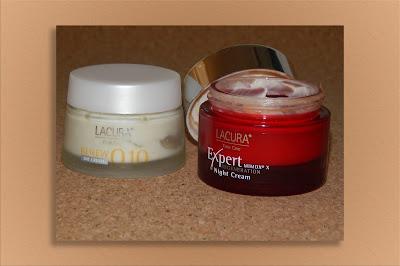 Lacura face cream