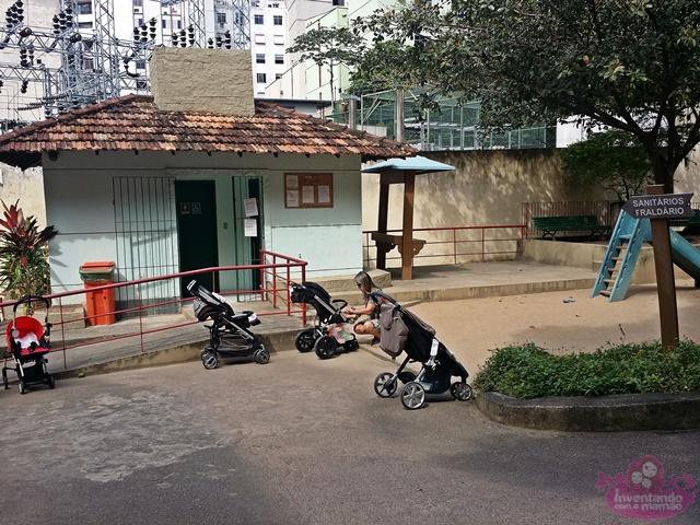 O que fazer com bebês em Copacabana
