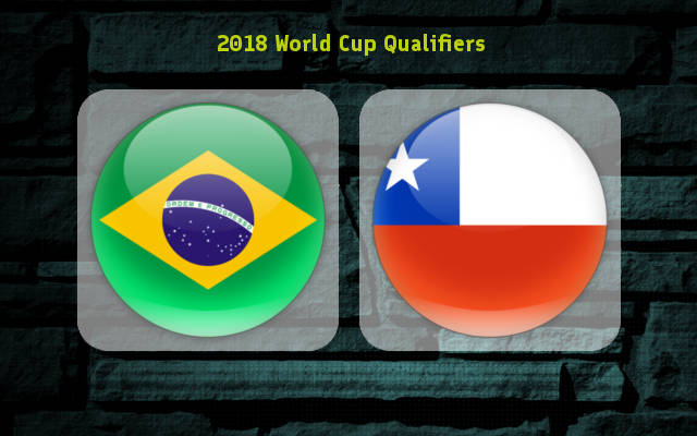 Brazil vs Chile Full Match & Highlights 11 October 2017