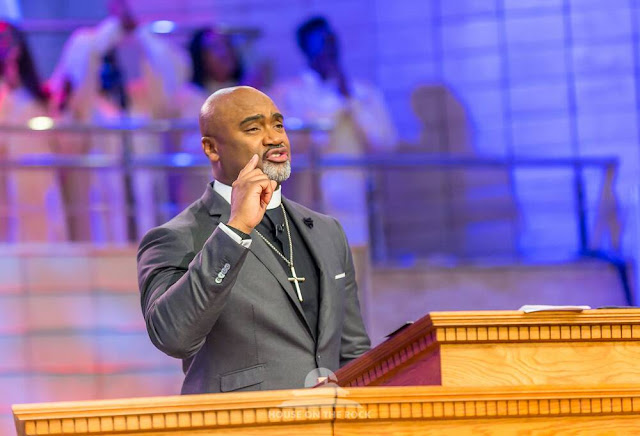 "#HOTRCommunion: Pastor Pastor Paul Adefarasin #Quotes on The Message: ""By Faith I Intercept The Miracle"""
