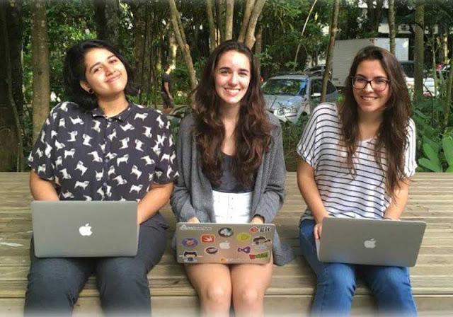Jovens criam app para ajudar pessoas com síndrome do pânico