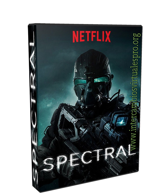 Spectral poster box cover