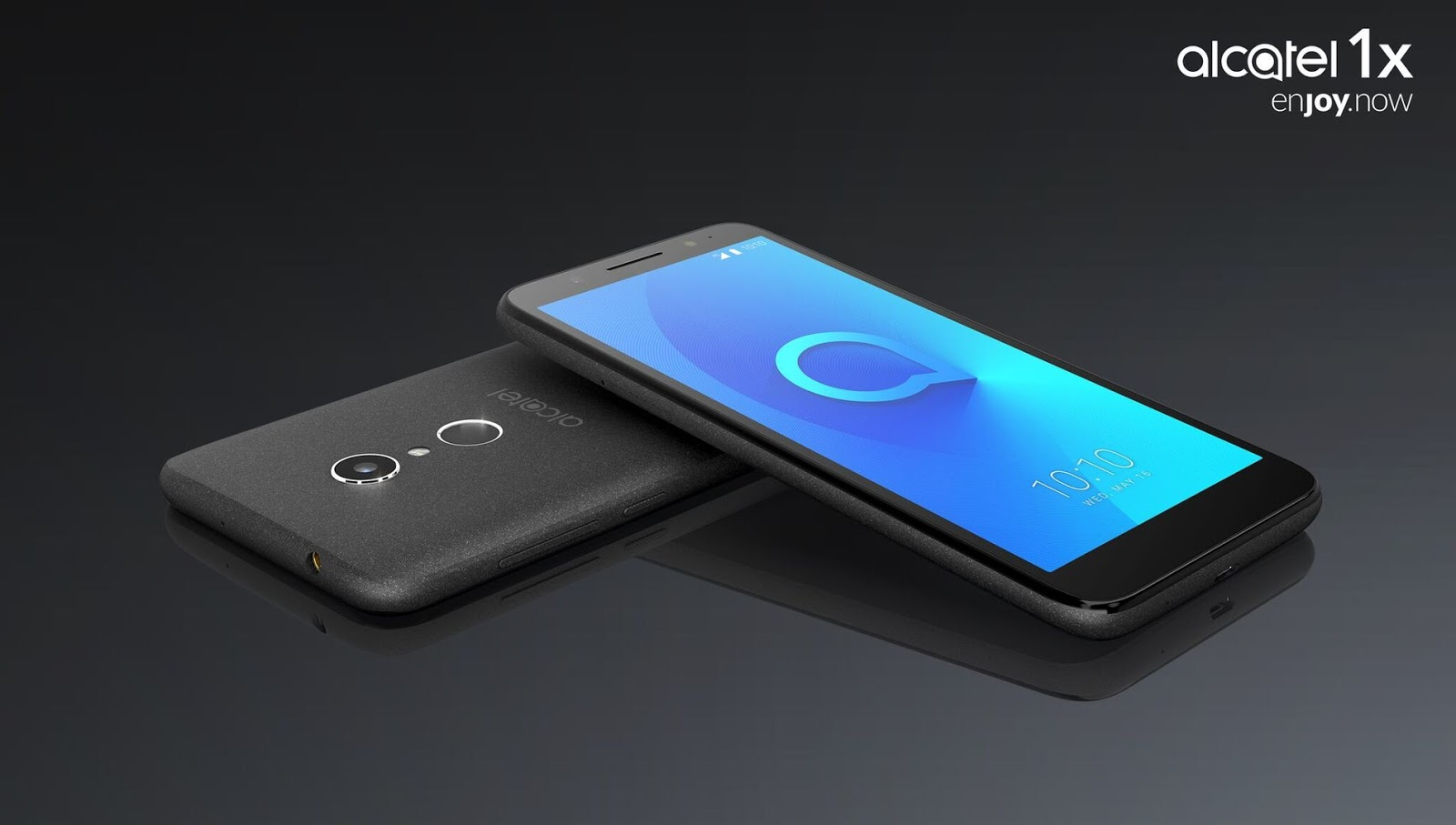 Alcatel 1x with Android Oreo Go edition in india