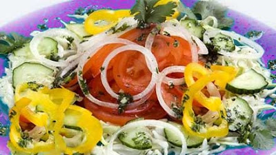 грузинские салаты фото