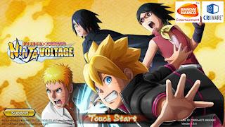 Cara Cepat Mendapatkan Banyak Shinobite Naruto X Boruto Ninja Voltage