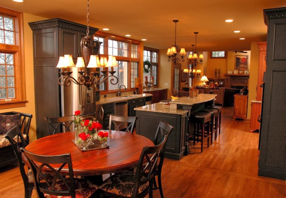 Blogging About Everything Open Kitchen Makes Your Home