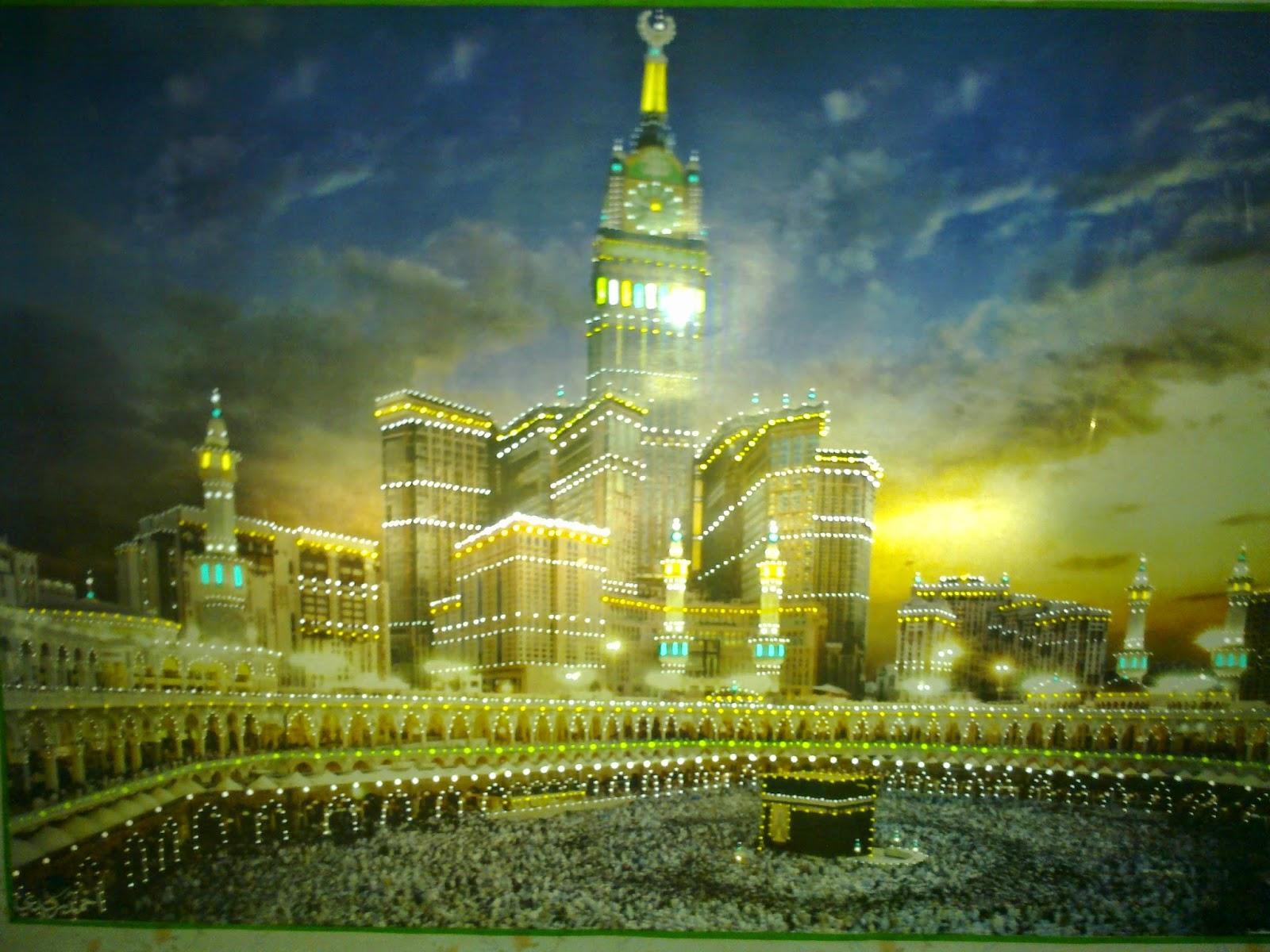 Gambar  10 Mewarnai  Gambar  Islami Pemandangan  Kartun Masjid