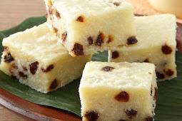Resep Wingko Babat Kismis Panggang, Hidangan Nikmat Untuk Sore Nanti Sambil Ngeteh