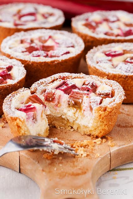 Serniczki w formie na muffiny