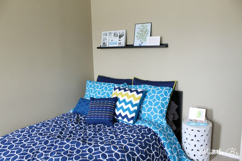 Geometric Guest Bedroom | Meet the B's