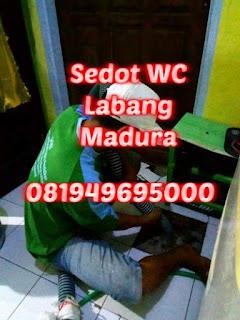 Sedot WC Labang Madura