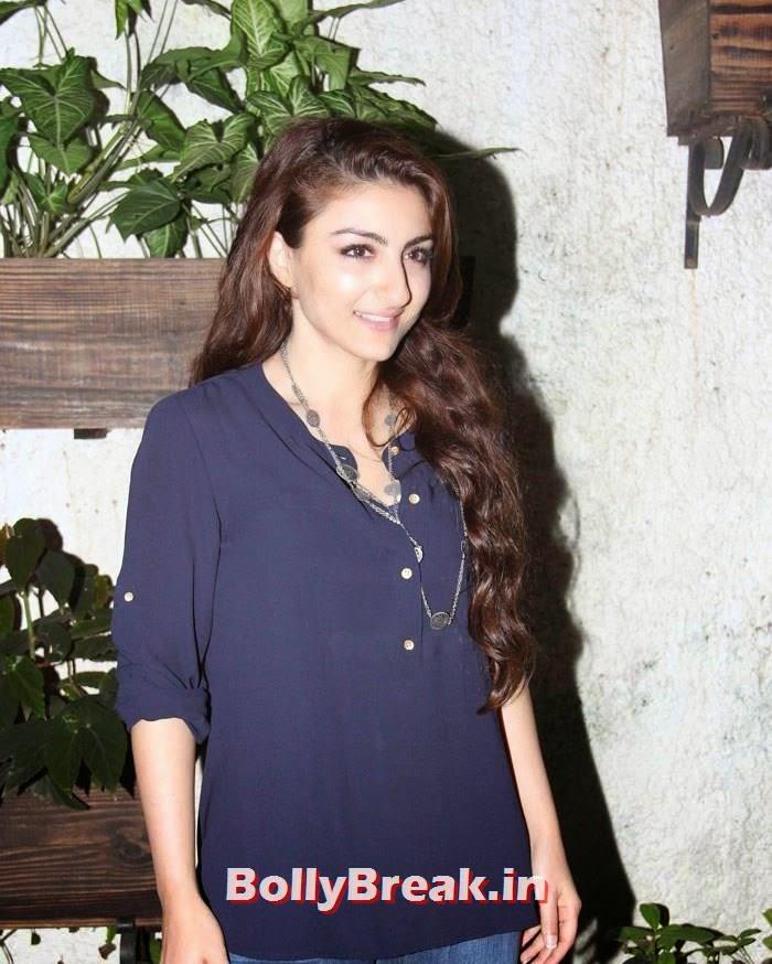 Soha Ali Khan, Pics from '3 AM' Movie Special Screening