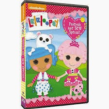DVD Review - Lalaloopsy: Friends Are Sew Special!