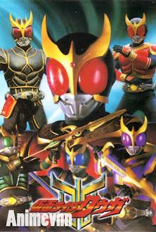 Kamen Rider Kuuga - Siêu Nhân Giấu Mặt Tự Thanh 2013 Poster