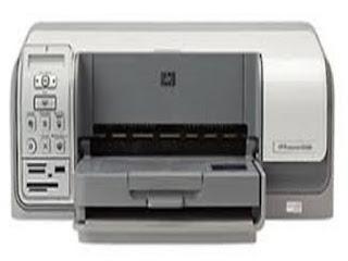Image HP Photosmart D5145 Printer