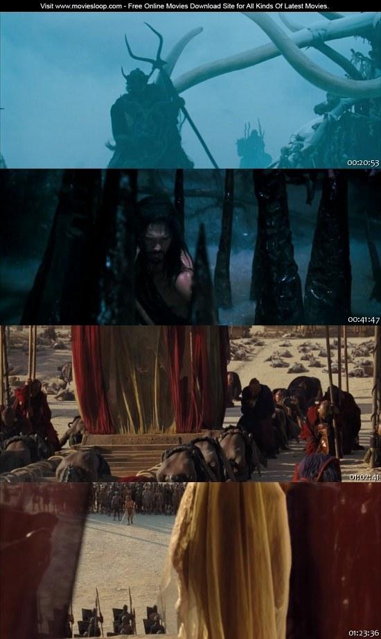 10,000 BC (2008) Dual Audio 480p BluRay 300mb Hollywood [Hindi-English] SS