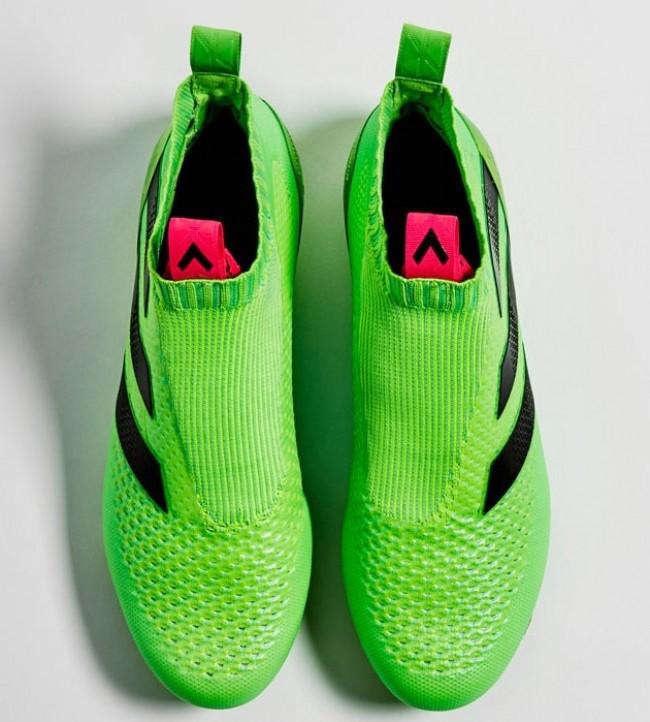 adidas de futbol sin cordones