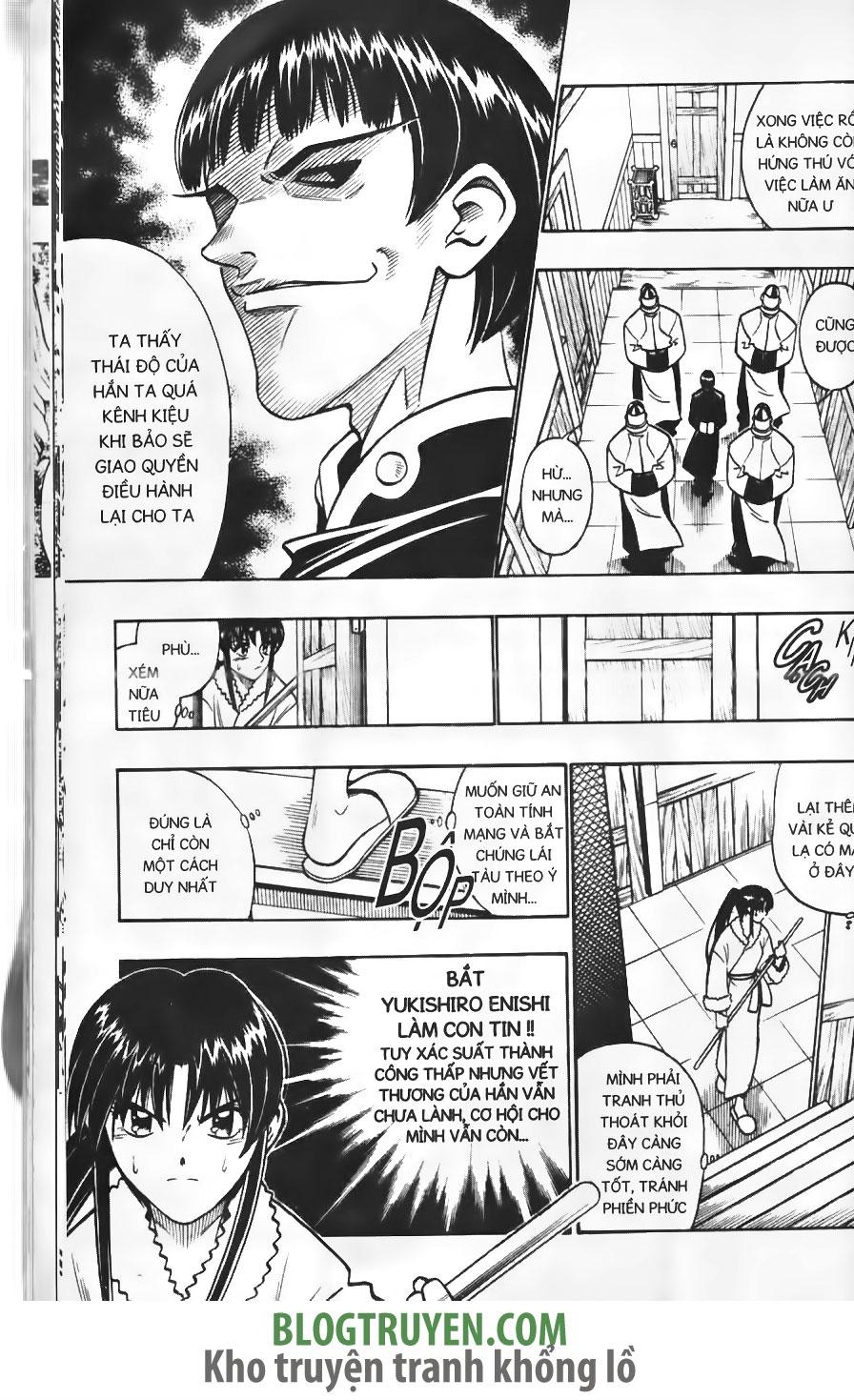 Rurouni Kenshin chap 214 trang 11
