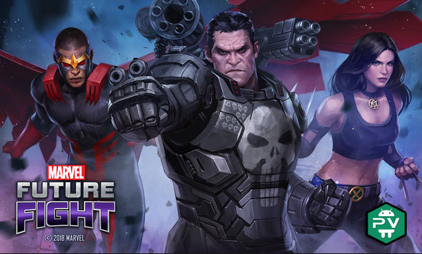MARVEL Future Fight MOD APK 5.0.0 for Android Unlimited Money