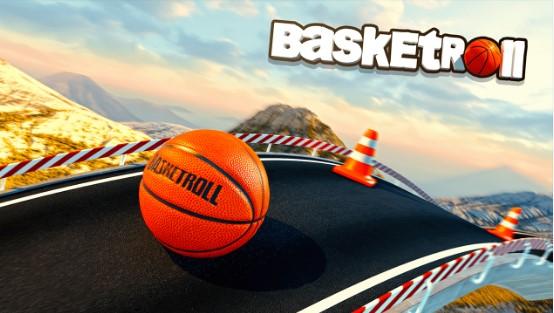 BasketRoll 3D: Rolling Ball Mod Apk Download