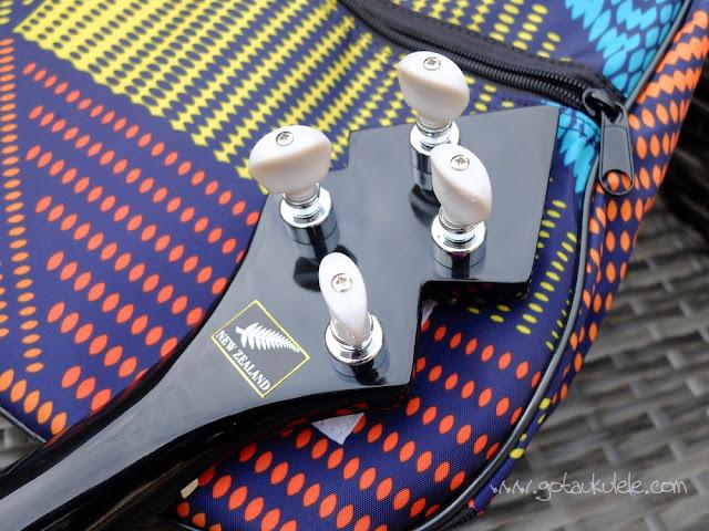 DUKE Banjouke ukulele tuners