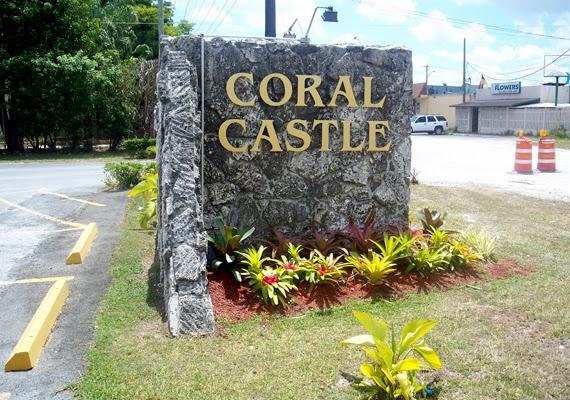 Máig nincs magyarázat a rejtélyes Korall-kastélyra