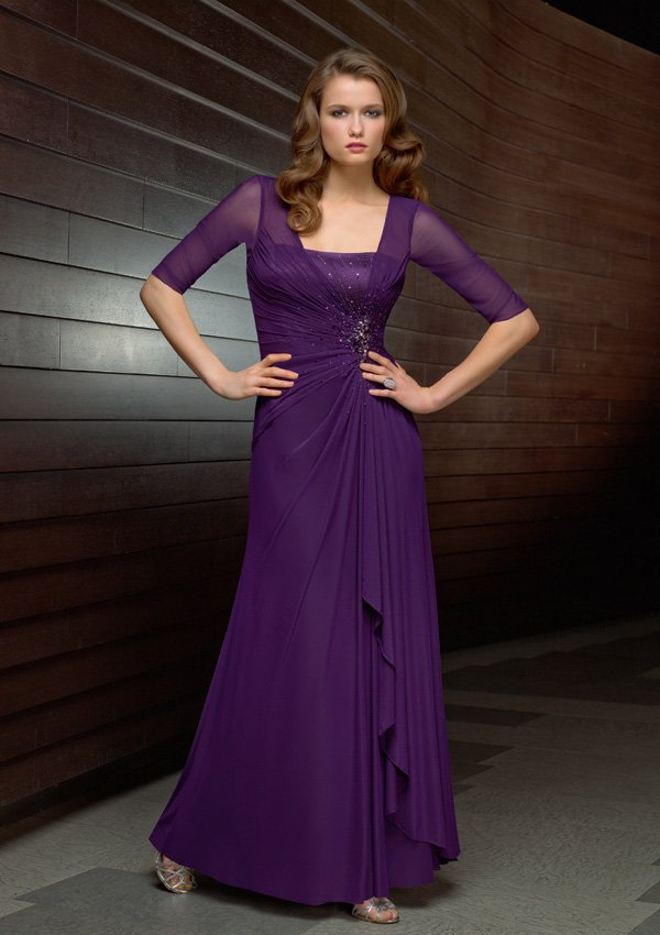 WhiteAzalea Mother of The Bride Dresses: Purple Mother of