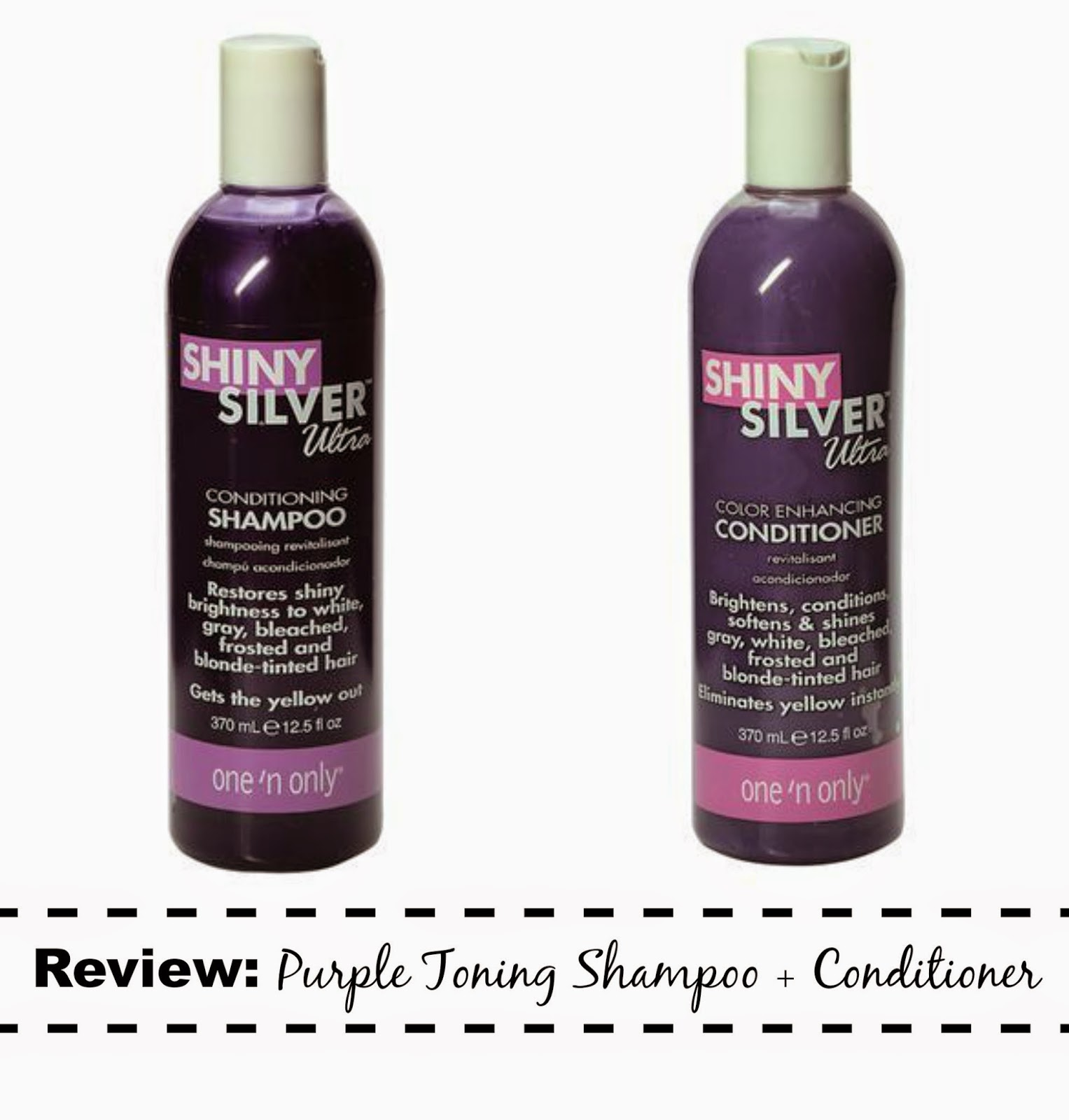 CheapSkateBeautyBlogger: Review: One 'n Only Shiny Silver ...