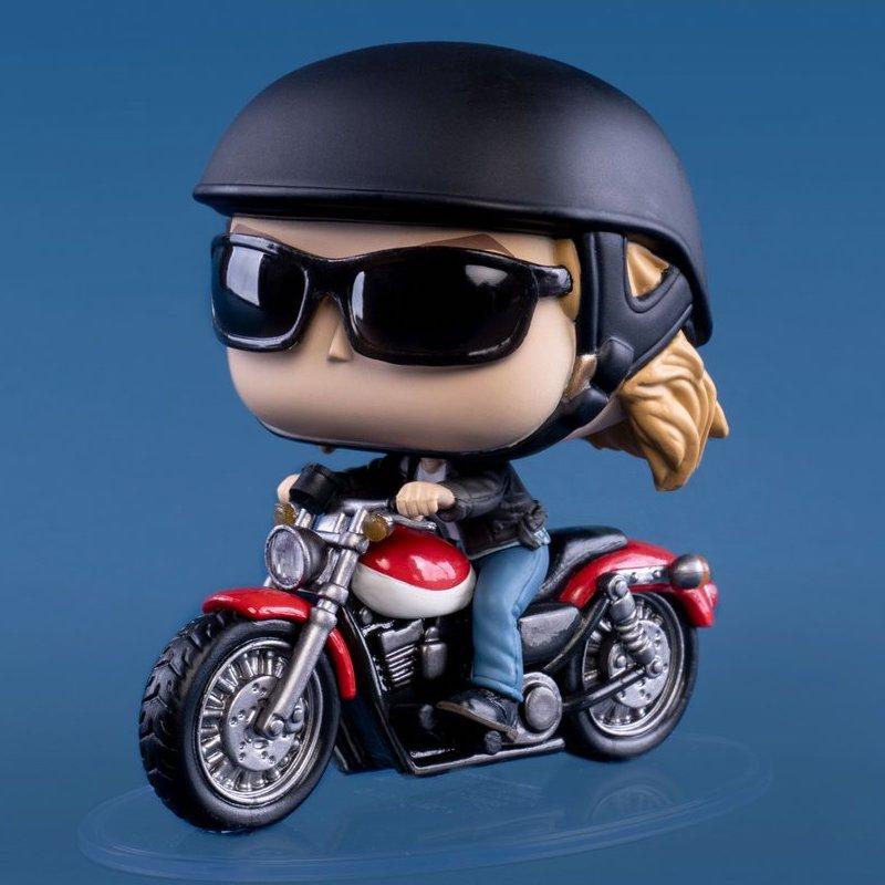 RARE VINTAGE ADVENTURE KING MOTORCYCLE PLAYSET FIGURE G I JOE KO NEW MIB !