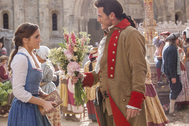 Beauty and the Beast - Belle and Gaston