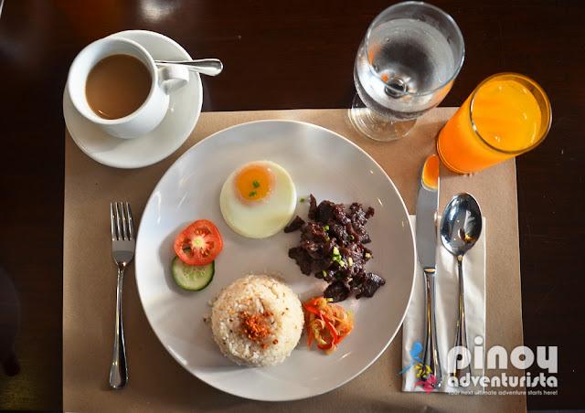 Braska Restaurant at Amelie Hotel Manila