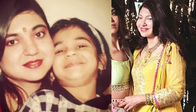 Alka Yagnik Before and Now