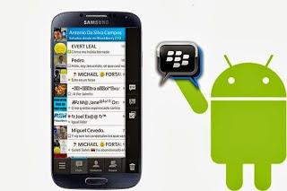 Cara Mengganti PIN BBM di Android