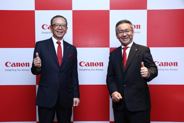 Canon takes user convenience and workplace productivity to new heights with the launch of Third Generation imageRUNNER ADVANCE series